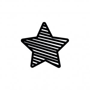täht triibuline