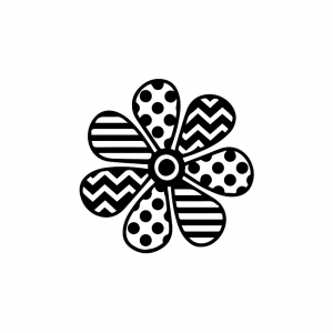 abstraktne lill